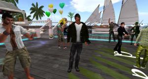 Party guest_003
